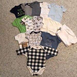 Other - 15 0-3 months Onesies